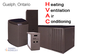 Guelph Ontario Heating, Ventilation, Air Conditioning and Plumbing